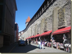 City Walls leading to shopping area (Small)