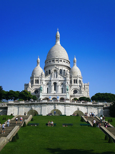 450px Le sacre coeur paris france