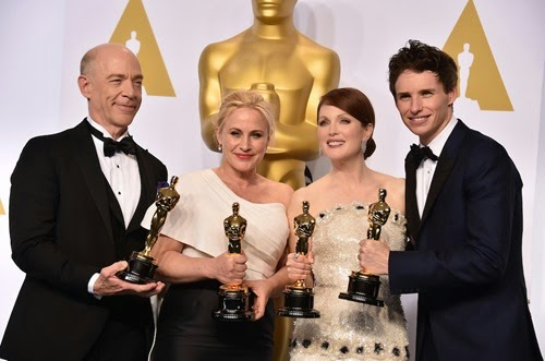 87th Academy Awards - Press Room