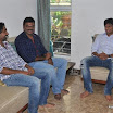 endrendrum punnagai director ahmedand producer congratulate  Jiiva On his birthday stills 2012
