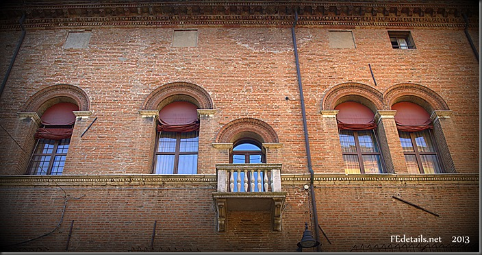 Palazzo Giulio d'Este, foto2 - Giulio d'Este Palace, photo2