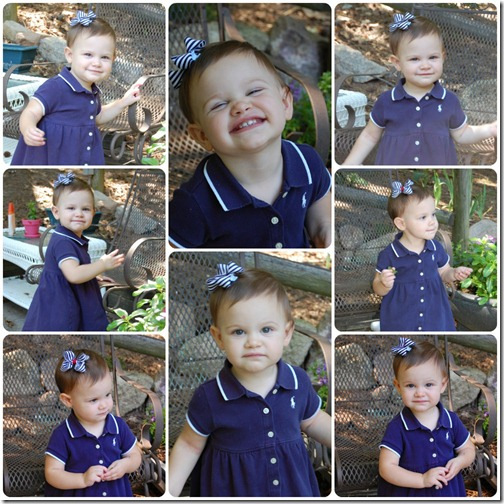 Cailyn 17mo Collage