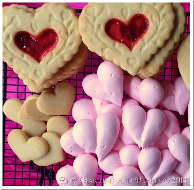 Valentine's Day Decorated Cookies-10