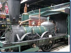 1846 Pennsylvania - Strasburg, PA - Railroad Museum of Pennsylvania - 1939 'John Bull' replica