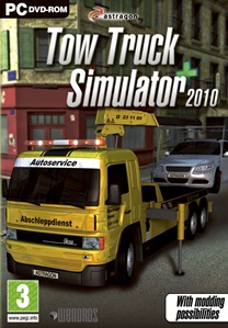 Juego de Camiones Tow Truck Simulator cover