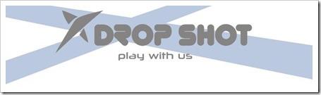 DROP SHOT PADEL LOGO 2012