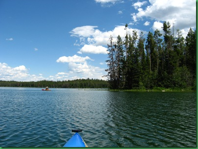 Kayaking the lakes 057