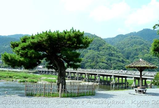 85 - Glória Ishizaka - Arashiyama e Sagano - Kyoto - 2012