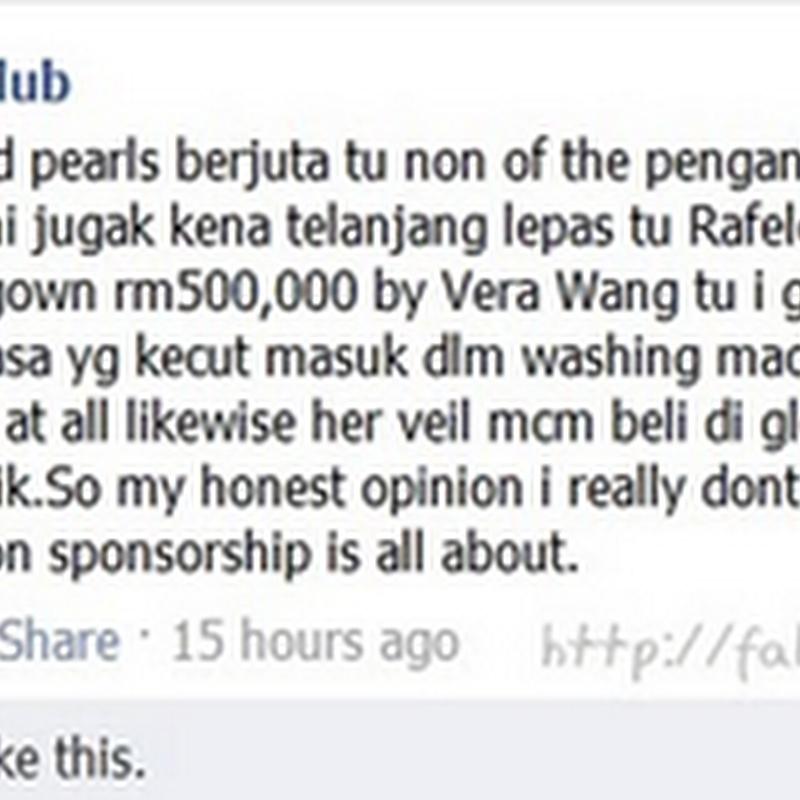 Bila Chef Wan pertikaikan persandingan Norman Hakim - Memey ..