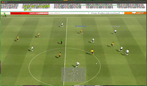 Gameplay Football su Ubuntu