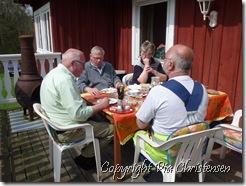 Udendørs frokost