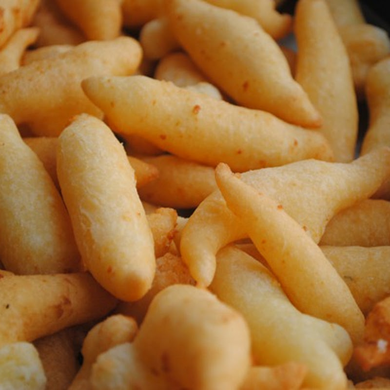 Receitas Merenda Pantaneira: Chipa Frita