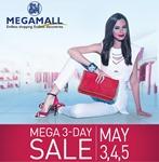 SM Mega 3day Sale