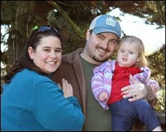 Many Waters Family Photo