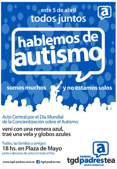 05 - 04 - 14 - Dia Mundial del Autismo