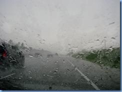 8004 I-75 Georgia rain storm