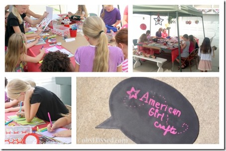 American Girl Party5