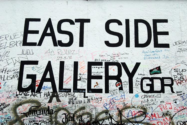 east side gallery GDR
