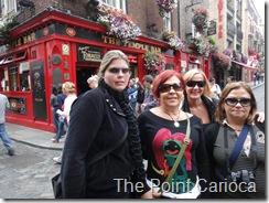 Cariocas em Dublin