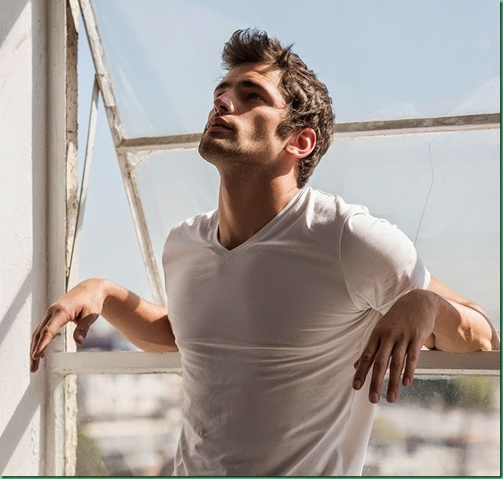 Sean O'Pry for Status: Cover and CoverStory
