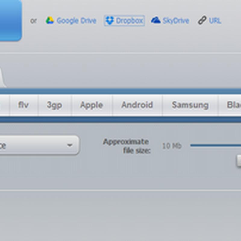 แปลงไฟล์จากPC หรือ Cloud Service แบบออนไลน์