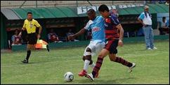 Manta FC vs Deportivo Quito