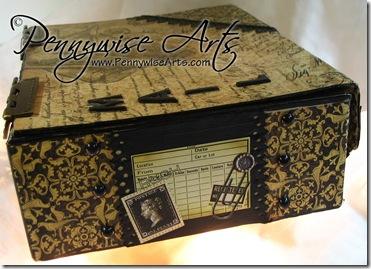 mail box side