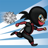 Ninja Dash free APK for Bluestacks
