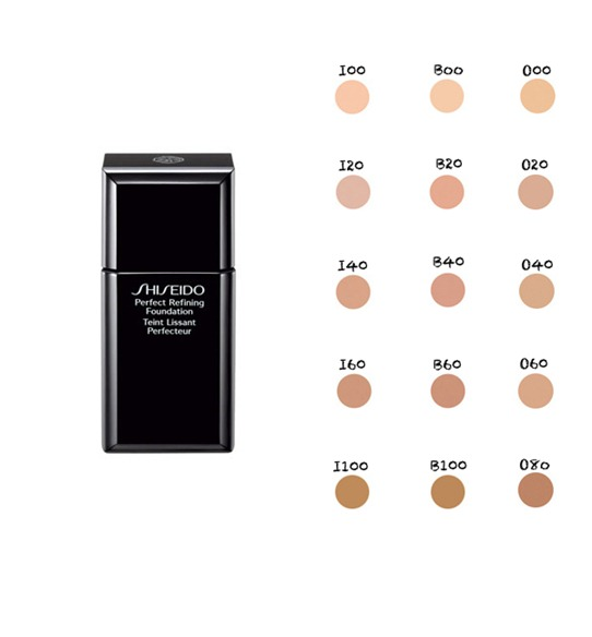 Perfect-Refining-Foundation-Shiseido