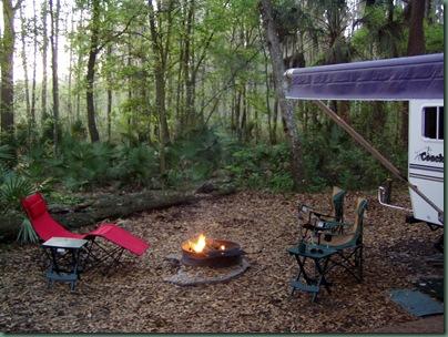 campsite hrsp