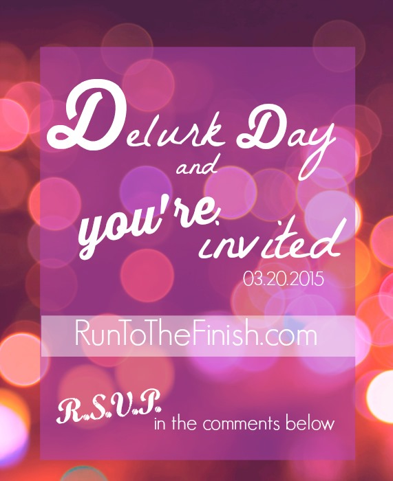 DelurkDay