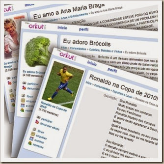 Orkut Comunidades