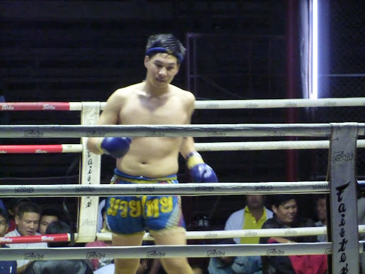 The Farang&#039;s opponent!