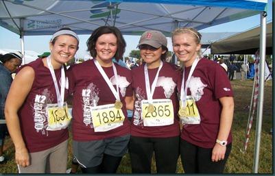 10K run April 22, 2012 4
