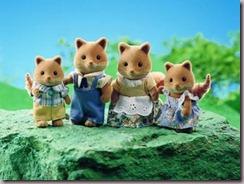 Slydale fox family