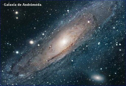 Galaxia de Andrómeda