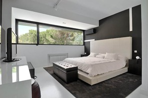 Diseño-de-habitacion-en-balnco-y-negro