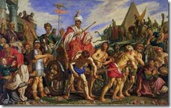 The Triumph of Sesostris, 1631