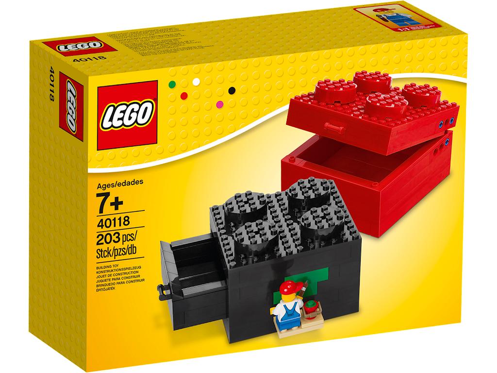Lego Ring Box Instructions
