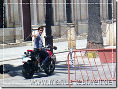 Tom Cruise auf Promo