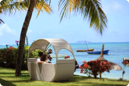 Honeymoon destination in Mauritius