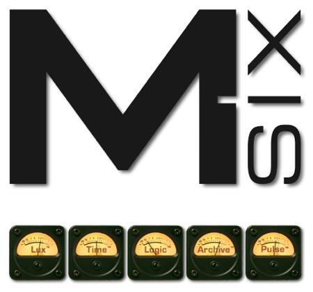 M SIX VUMeters