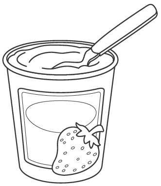 admin yogurt yogurt coloring yogurt coloring pages yogurt pages coloring no comments