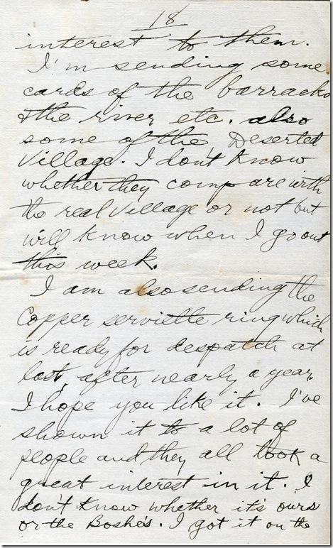23 Feb 1918 18