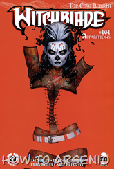 Actualización 06/03/2015: The Witchblade - ntellez nos trae unos números mas: The Witchblade #161 y #162. Gracias a k0ala.