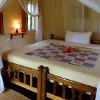 Ngurdoto Lodge, Zimmer in dem Chalet © Foto: Angelika Krüger | Outback Africa Erlebnisreisen