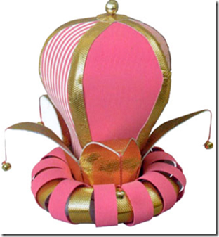sombrero de bufón