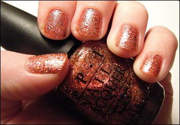 OPI Excuse Moi! Swatch
