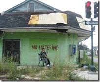 Banksy - No_Loitering