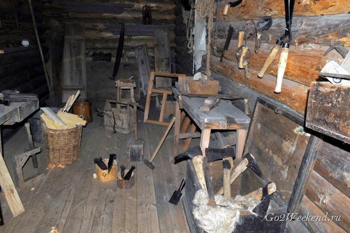 Музей деревянного зодчества Суздальg